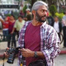 Shelbi, fotografo